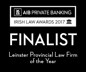 Moloney & Co Solicitors Nominated for Irish Law Awards