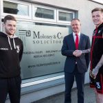 Naas Boxer Gary Cully receives Liam Moloney Backing
