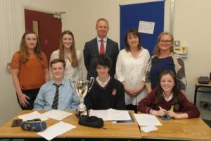 Debate Photo Naas Solicitor on judging panel
